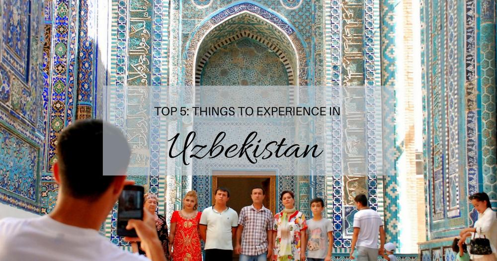 TOP 5_ Uzbekistan