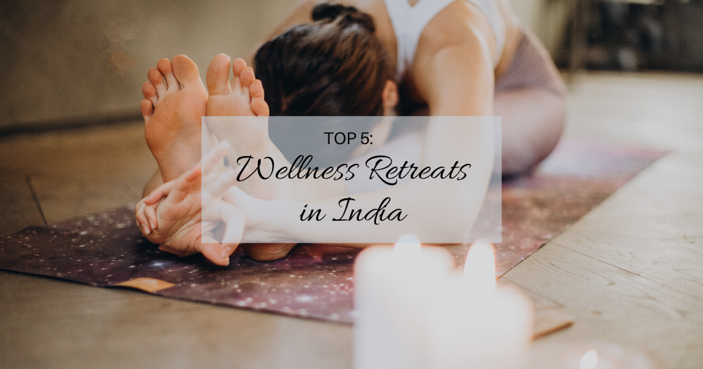 Cover for Retreats in India